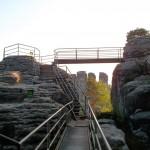Bilder Sächsische Schweiz, Felsenbühne Rathen, Bastei