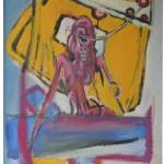 Kunst von roberto degli, Gast in Ferienwohnung Saechsische Schweiz
