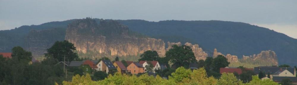 Rundwanderung Prossen/ Sächsische Schweiz