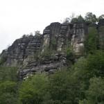 Wanderung von unserer Ferienwohnung Sächsische Schweiz zum Prebischtor