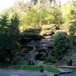 Wanderung rund um die Bastei in der Sächsischen Schweiz